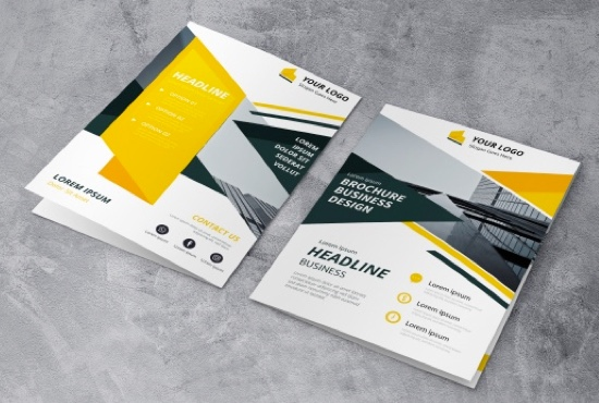 Brochure Design That Gets The Message