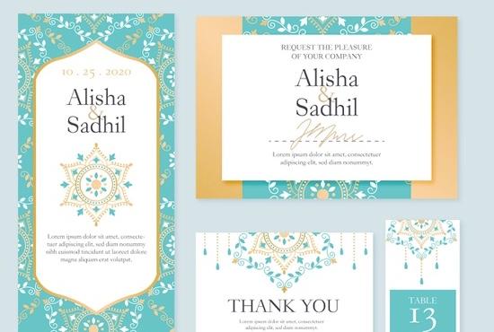 Wedding Stationery & Signage