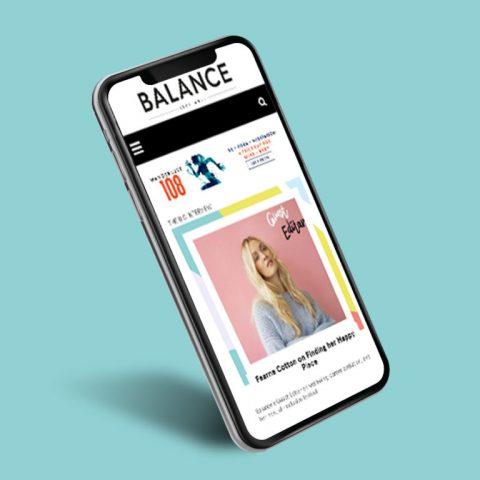 Balance Website